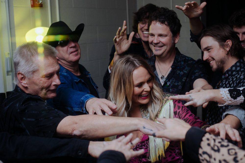 Photo Diary: Miranda Lambert's Roadside Bars & Pink Guitars Tour