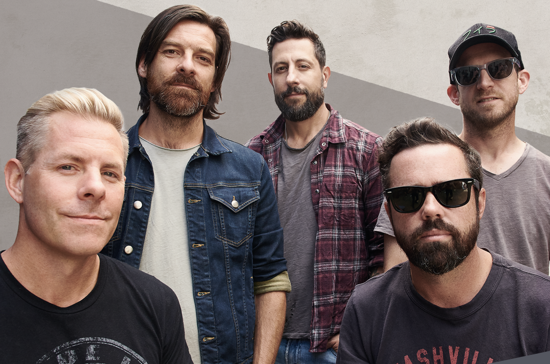 Old Dominion Plot U.S. Dates of We Are Old Dominion Tour