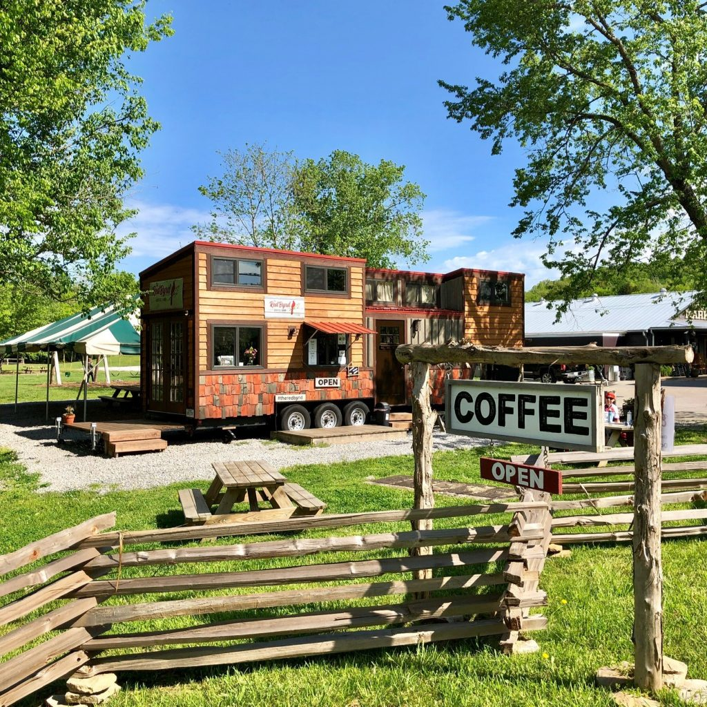 Red Byrd Coffee; Photo Courtesy VisitFranklin.com