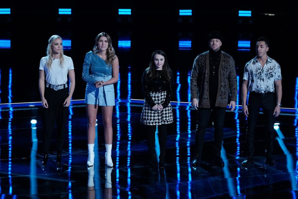 The Voice Recap: Top 20 Cut to 13 After America's Vote