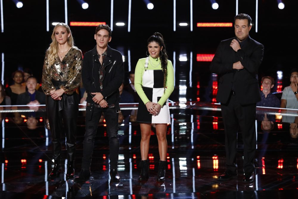 The Voice Recap: Top 13 Whittled Down to 11 After Instant Save Results