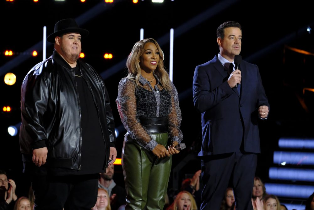 The Voice Recap: Shane Q and Myracle Holloway Go Head-to-Head for Instant Save