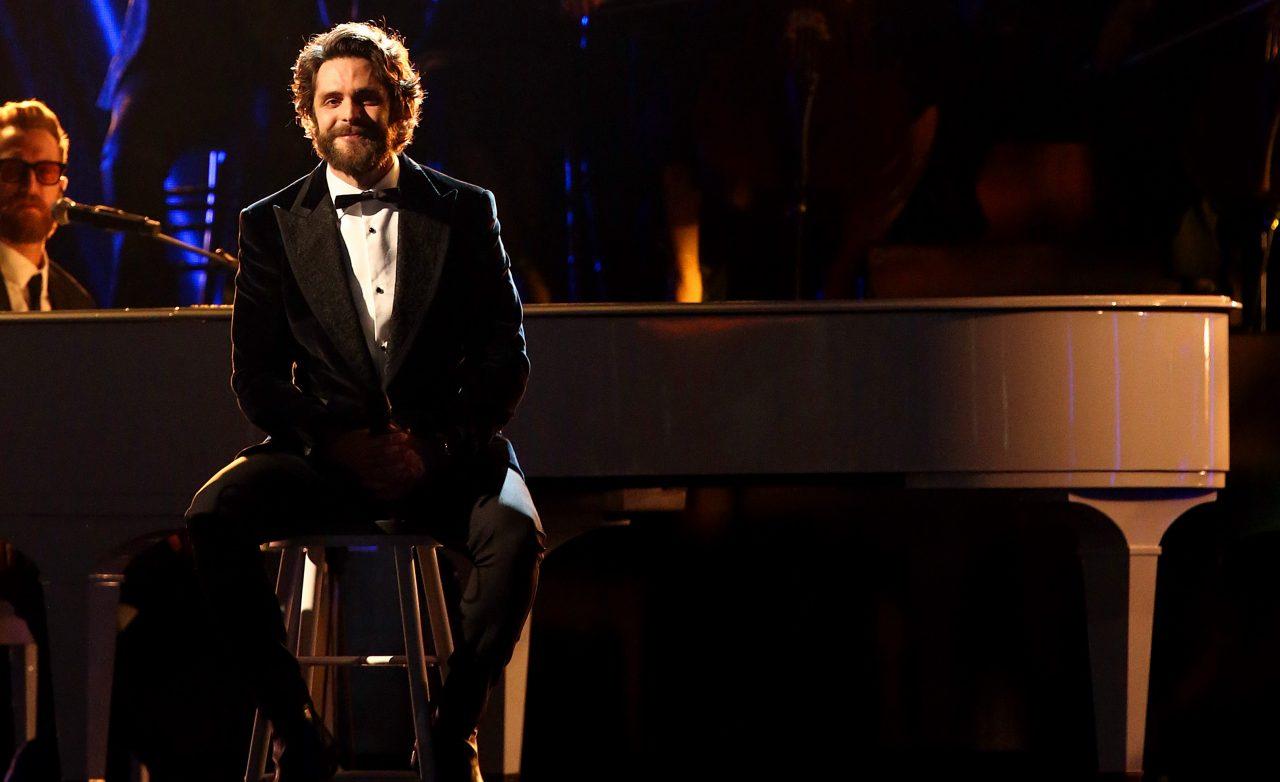 Thomas Rhett Shares Thoughtful 'Remember You Young' at 2019 CMA Awards