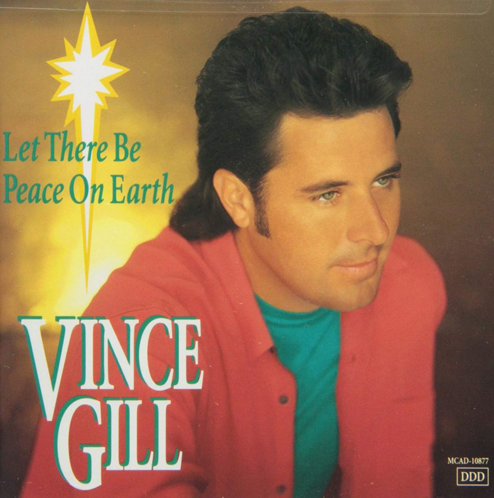 Vince Gill; Cover art courtesy of MCA Nashville