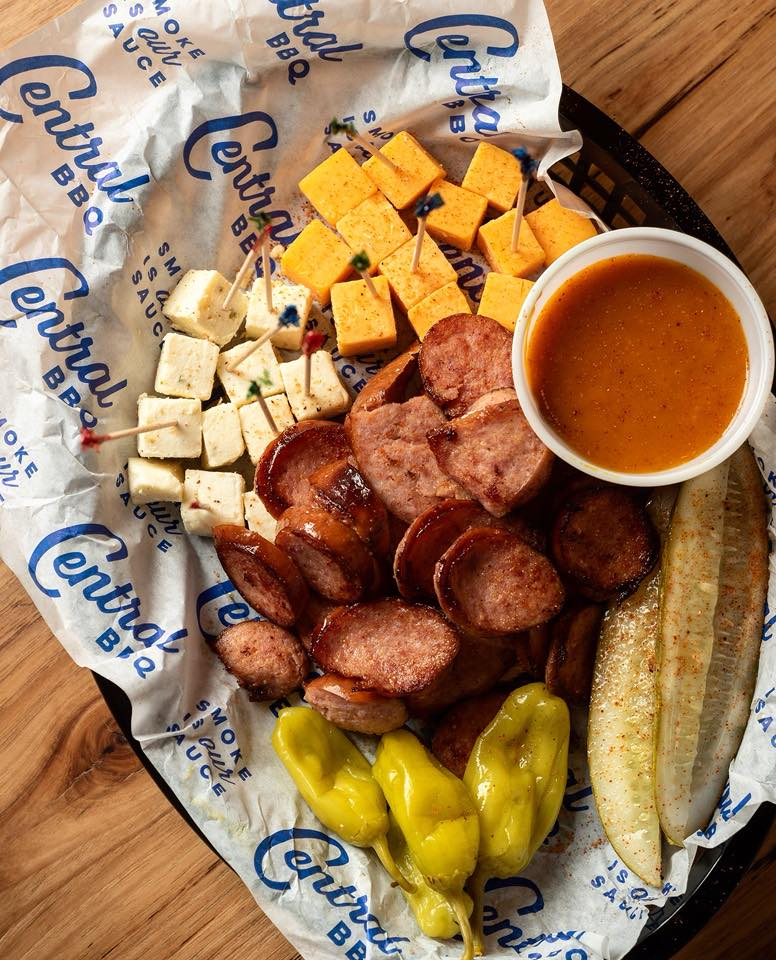 Photo courtesy of Central BBQ