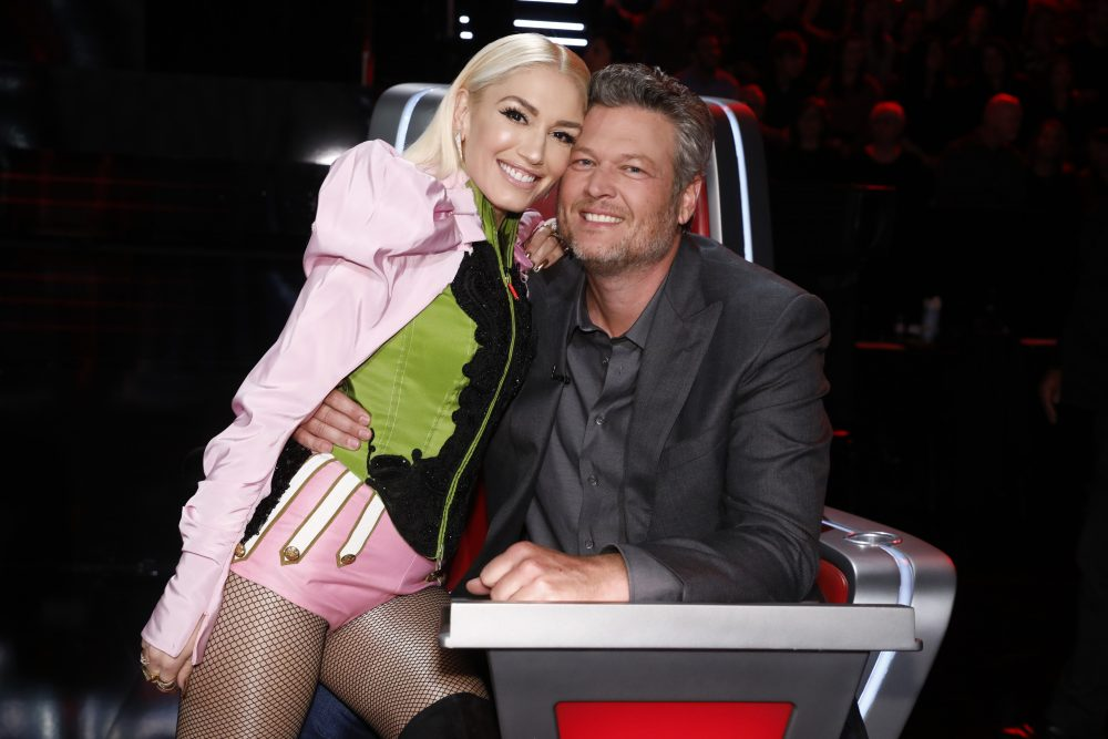 Hear Blake Shelton and Gwen Stefani Duet on 'Nobody But You'