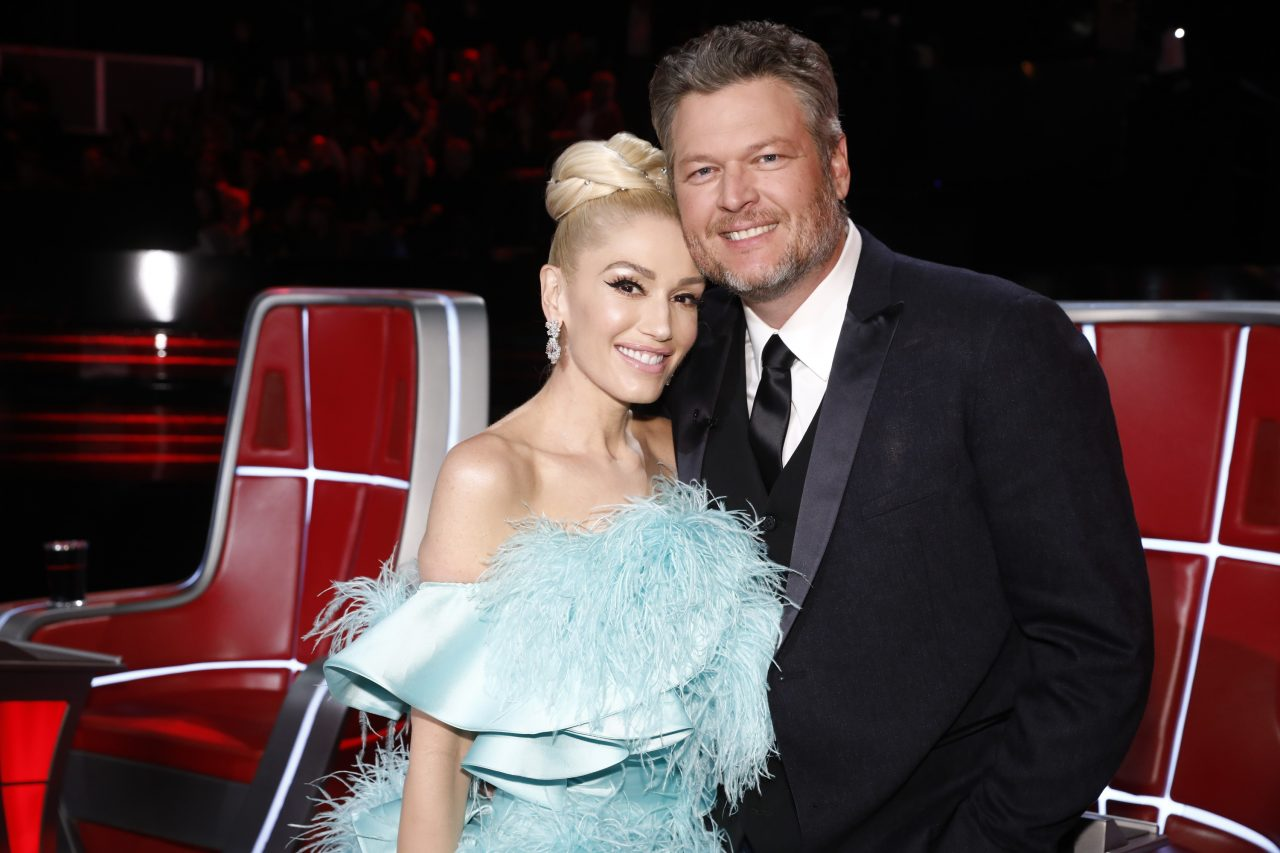 Blake Shelton Scores 27th No. 1 With Gwen Stefani On 'Nobody But You'