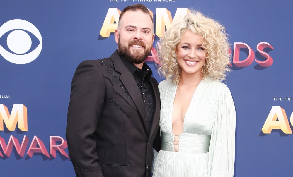 Cam and Adam Weaver Welcome Baby Girl