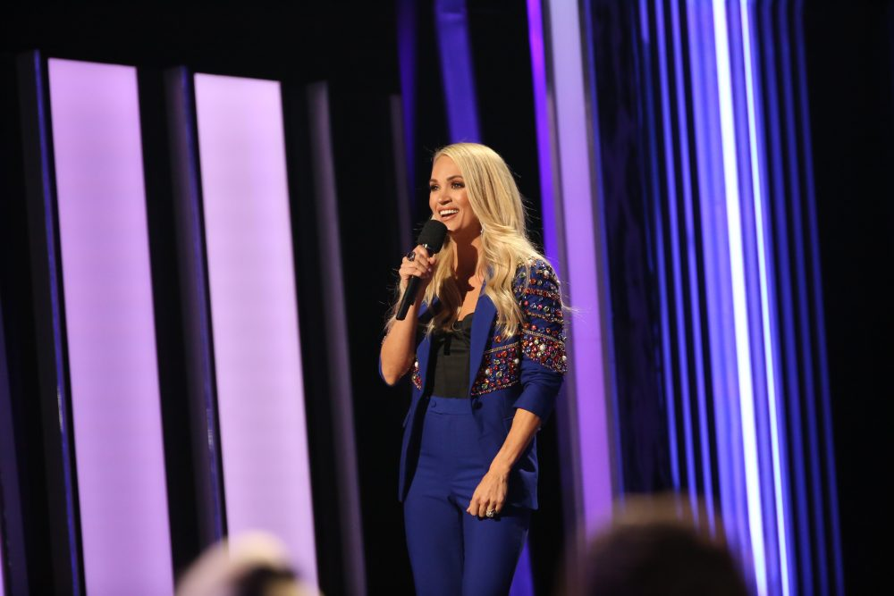 Carrie Underwood Ends Tenure As CMA Host After 12 Years