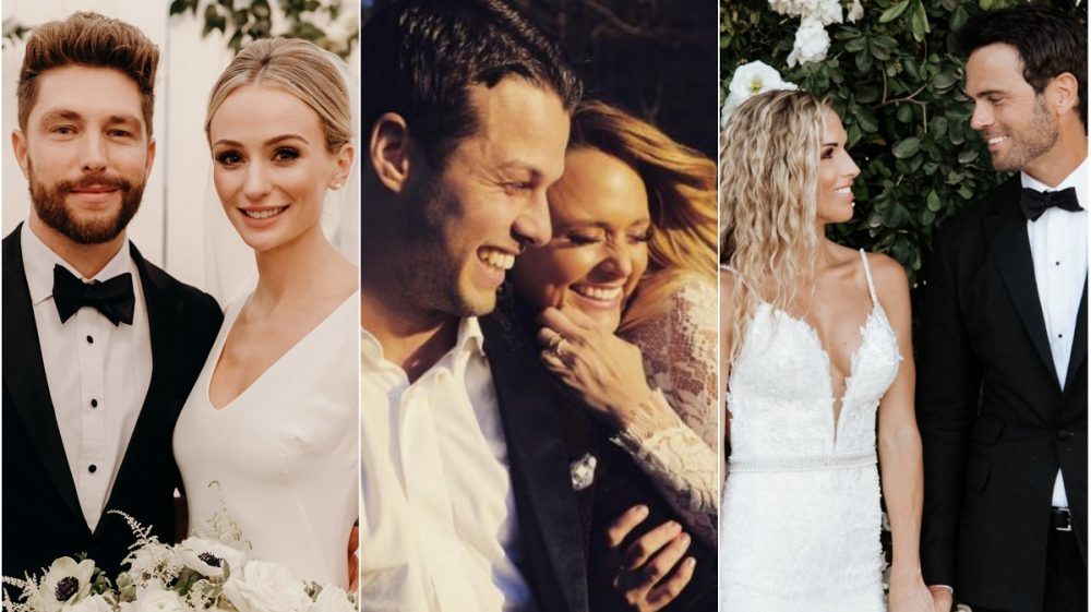 Year in Review: 2019's Country Music Weddings