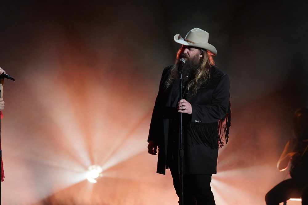 Country Music Hall of Fame to Feature Chris Stapleton, Martina McBride in 2020