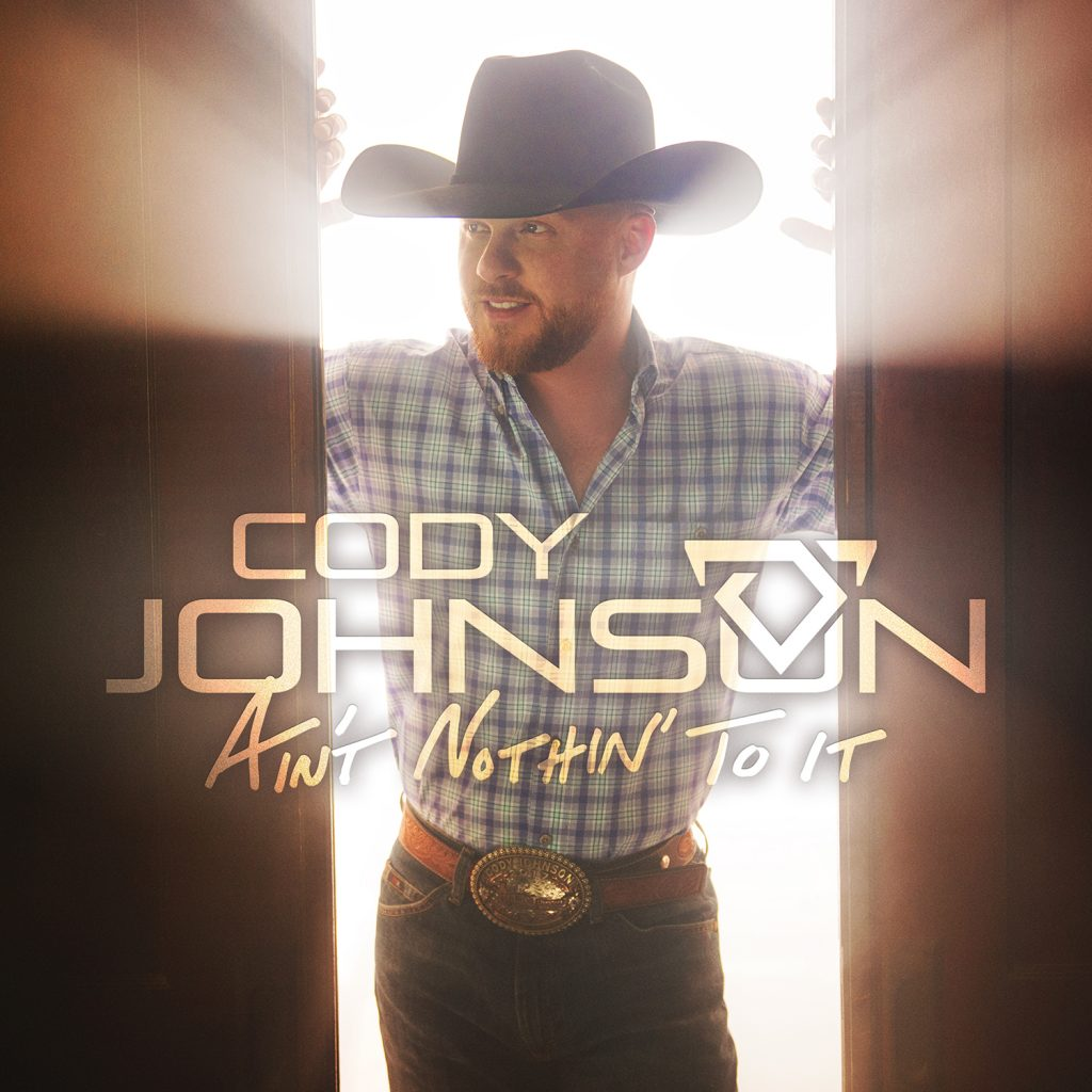 Cody Johnson; Cover art courtesy of Warner Music Nashville