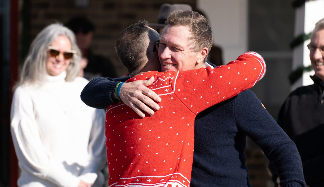 Craig Morgan Attends Dedication Of Mortgage-Free Home To US Army Sergeant And Family