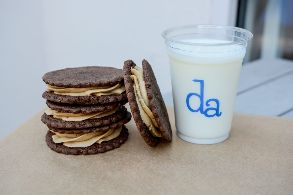 D'Andrews Oreo; Photo courtesy of Kurtz Hospitality Marketing