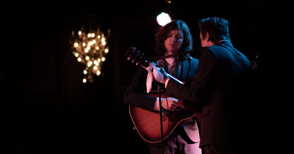 The Milk Carton Kids Feel 'Touched and Honored' To Play the Opry at the Ryman