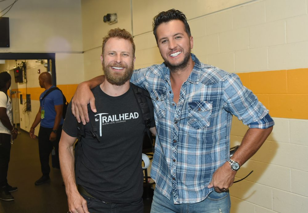 Dierks Bentley, Luke Bryan, Thomas Rhett to Headline TrailBlazer Music Festival