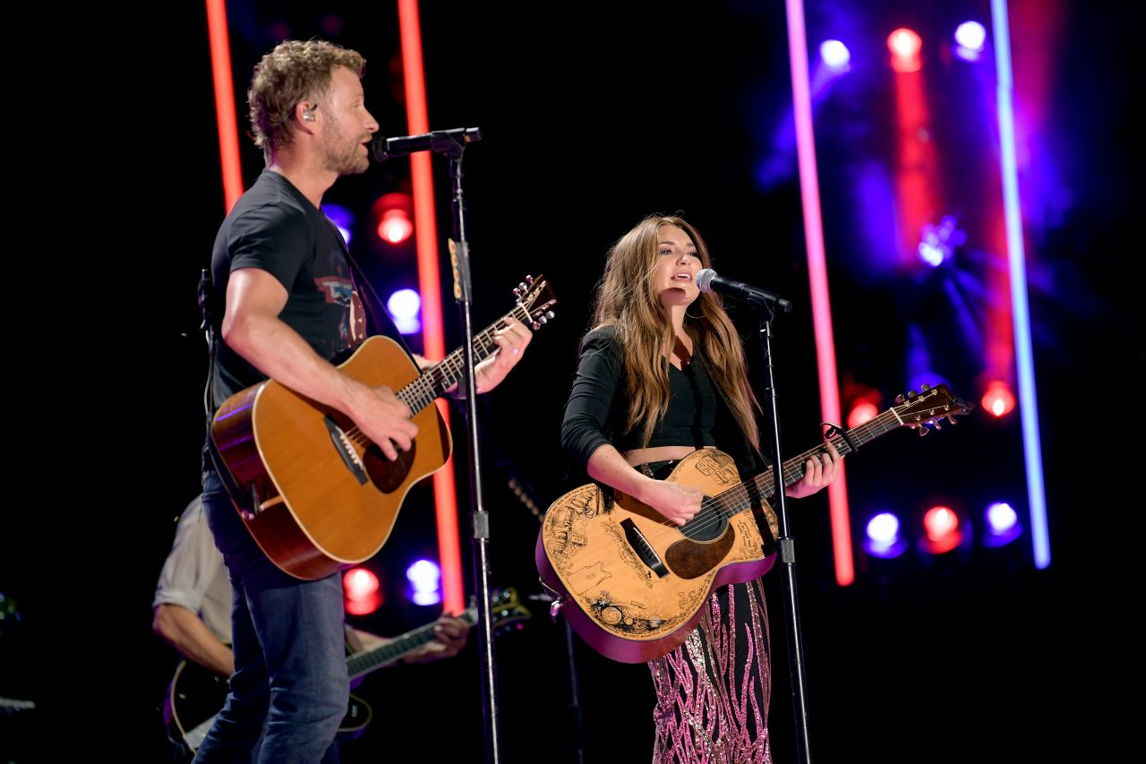What Tenille Townes Learned From Miranda Lambert and Dierks Bentley