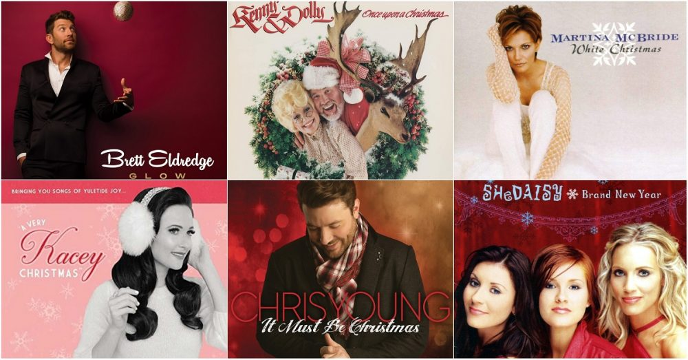 The 12 Best Country Christmas Albums of All Time