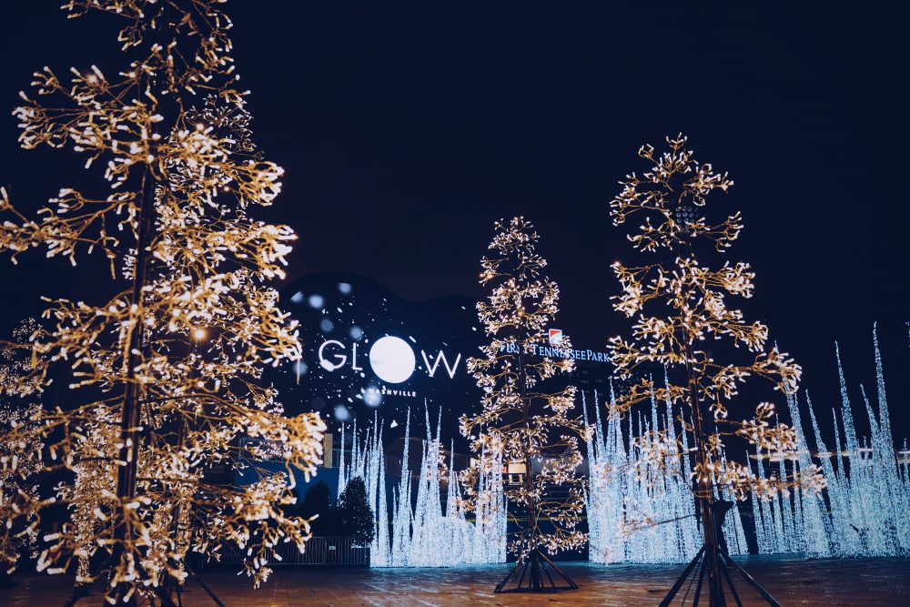 Brighten Up The Holiday Season With GLOW Nashville