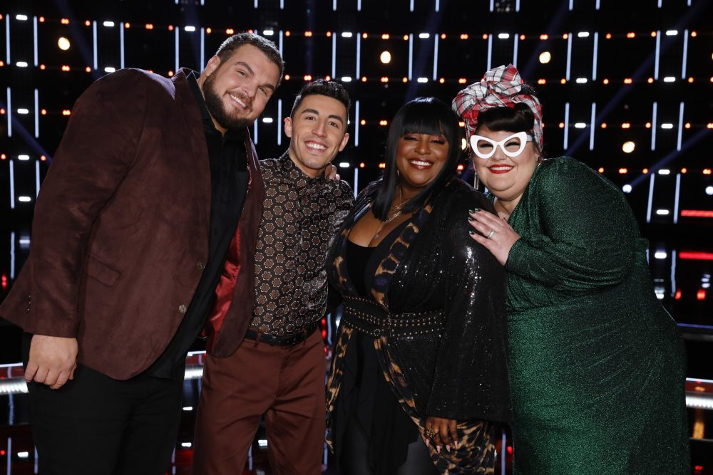 The Voice Recap: Season 17 Finalists Sing For America's Votes for the Last Time