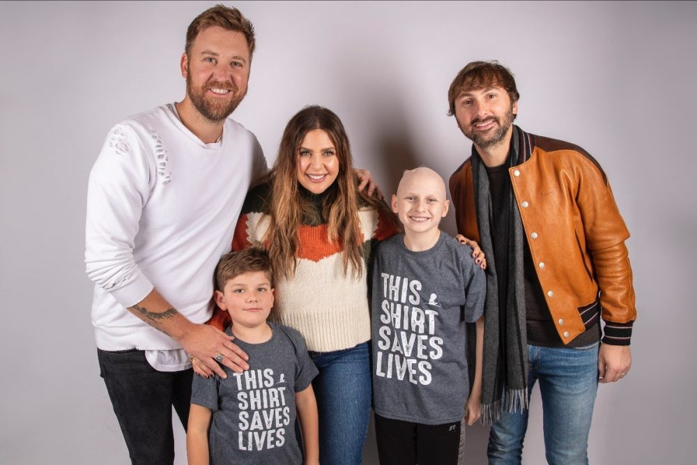 Celebs Dress for Success in Third 'This Shirt Saves Lives' Campaign