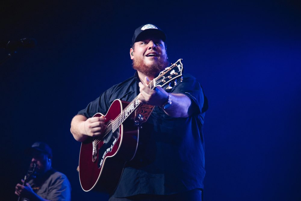 Five Best Moments From Luke Combs' Epic Nashville Tour Cap