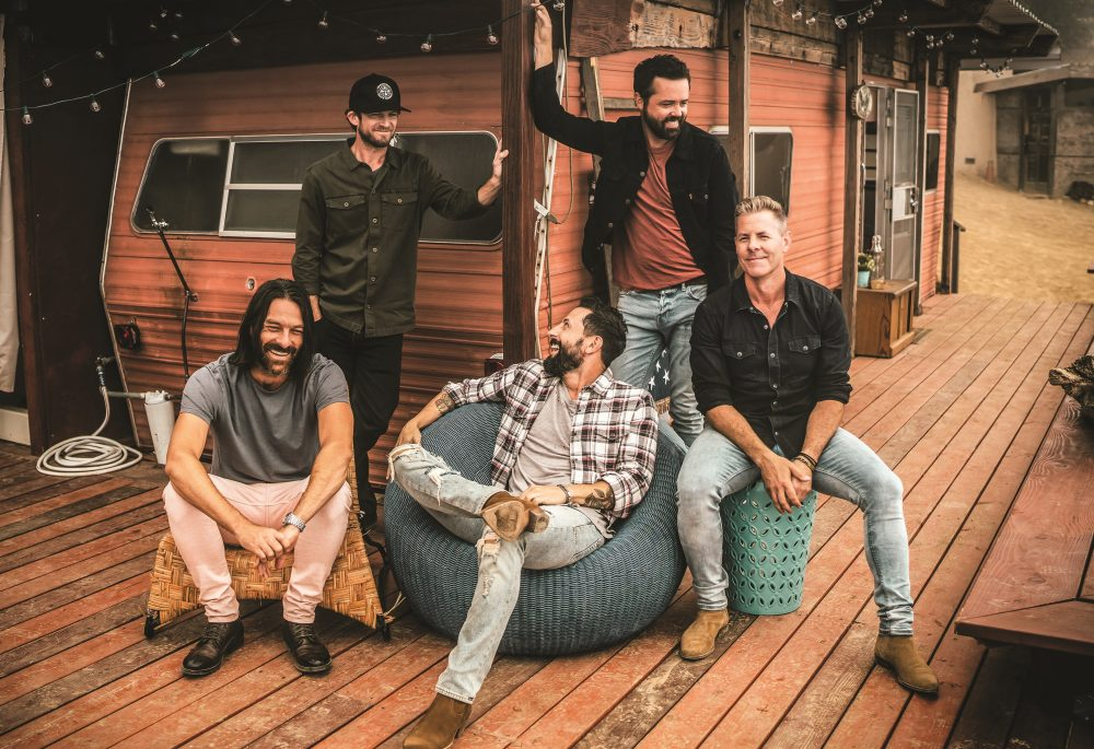 Old Dominion Extend No.1 Streak With 'One Man Band'