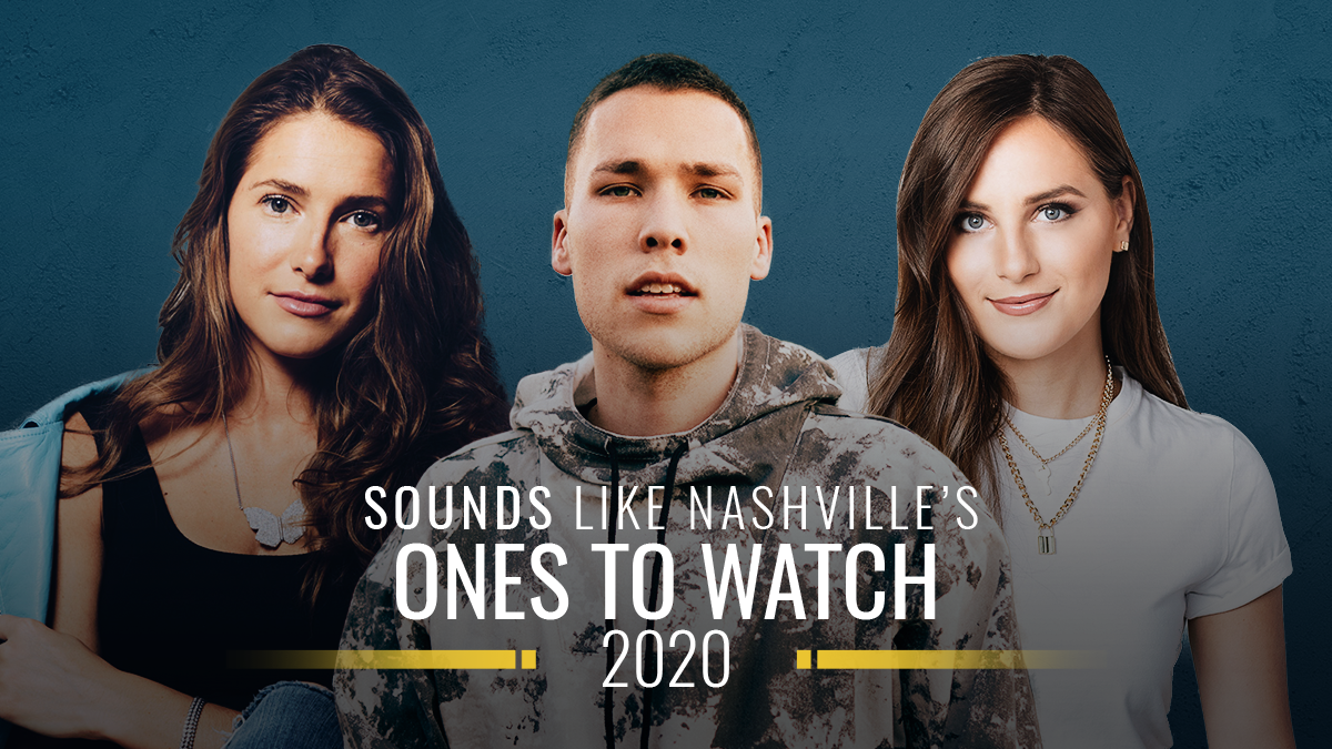 20 New Country Artists To Watch In 2020 Sounds Like Nashville