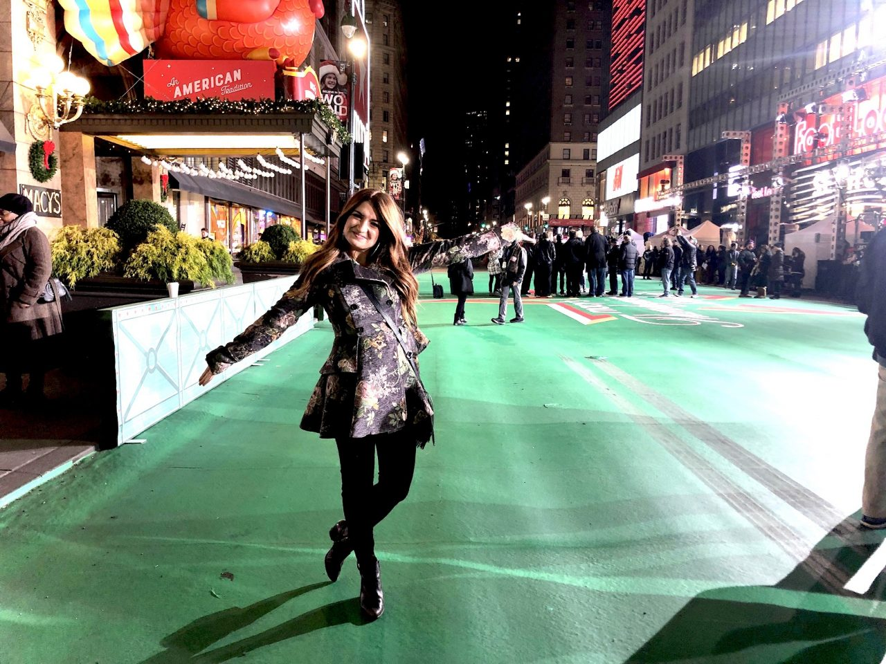 In Her Own Words: Tenille Townes On Performing at the Macy's Thanksgiving Day Parade