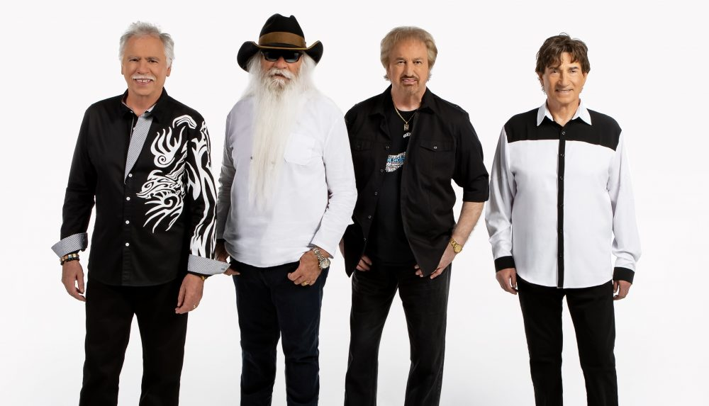 The Oak Ridge Boys Spread Christmas Cheer on 'Don't Go Pullin' on Santa Claus' Beard'
