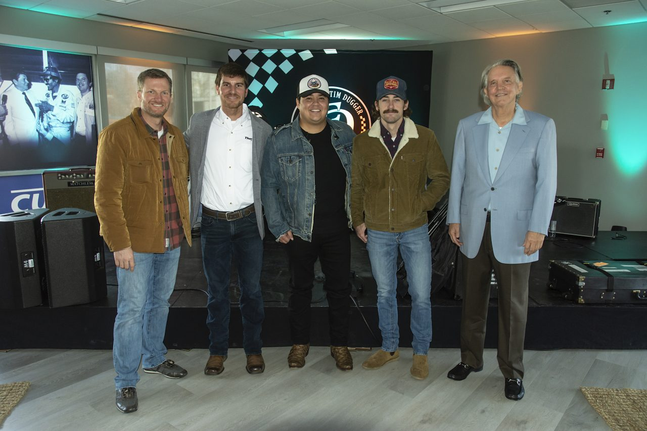 NASCAR Meets Nashville at Tim Dugger/Curb Event