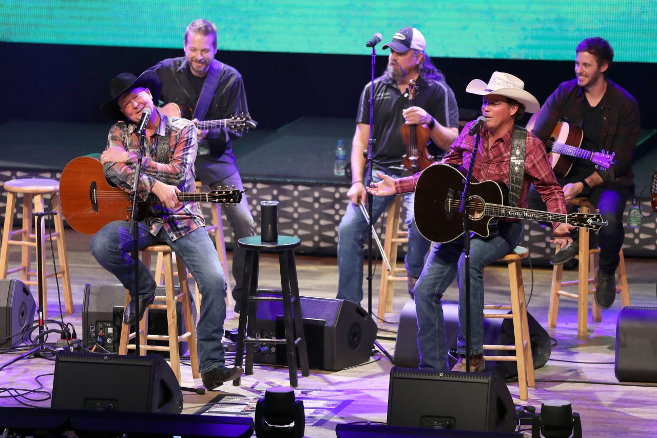 Our Five Favorite Moments From Tracy Lawrence's Mission: Possible Concert