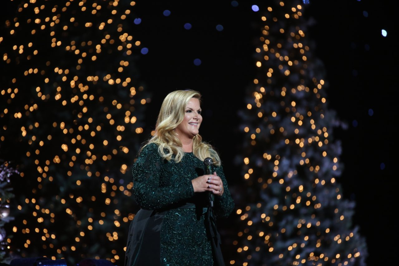Trisha Yearwood Talks Favorite Christmas Traditions