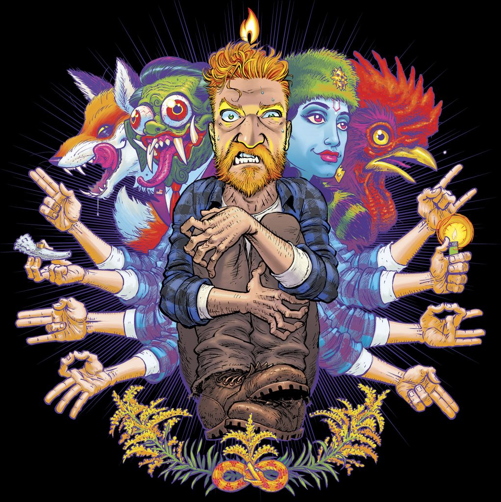 Tyler Childers; Cover art courtesy of Sacks & Co.