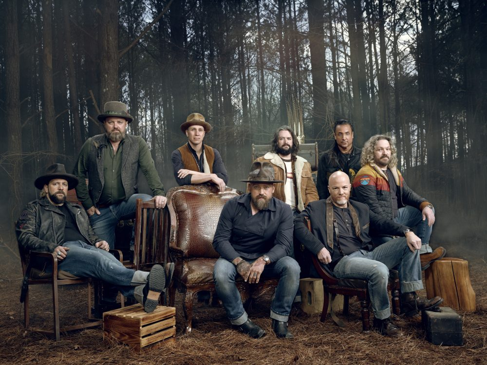Zac Brown Band Sharpen Teeth for 2020 Roar With the Lions Tour