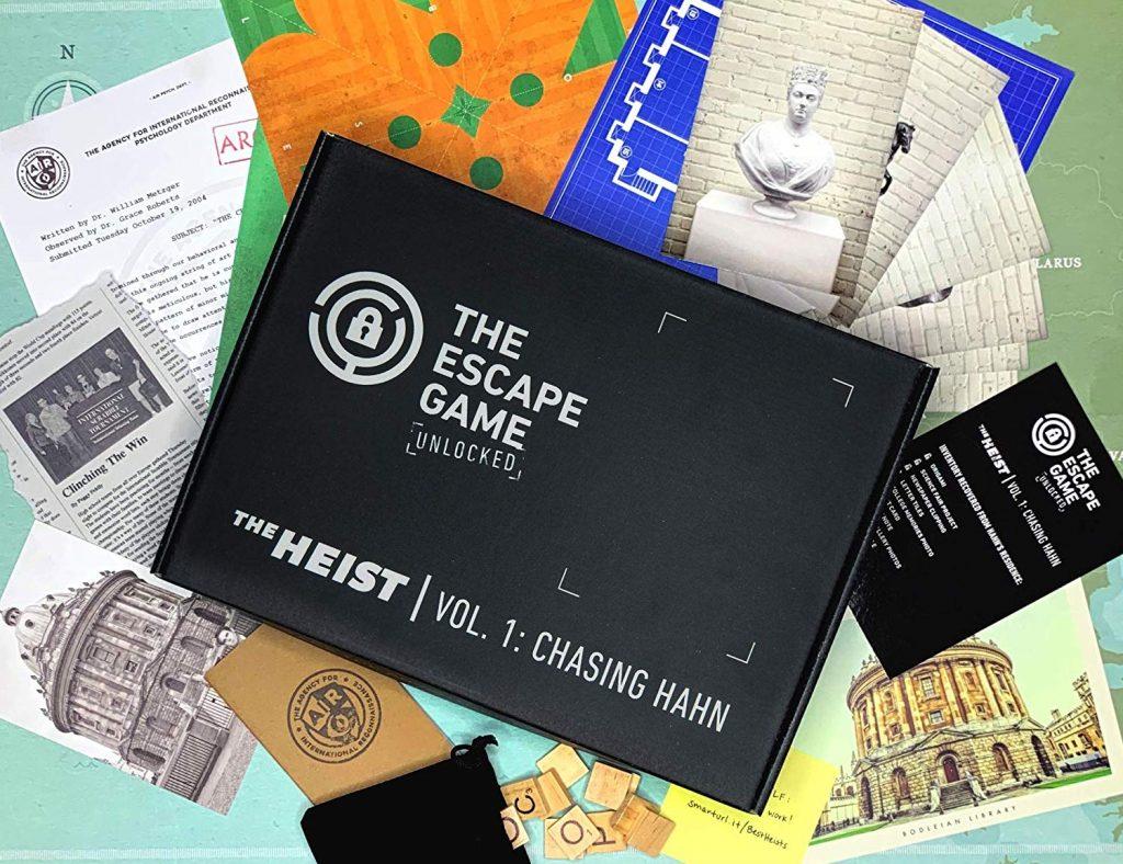 Le jeu d'évasion débloqué; Photo gracieuseté de The Escape Game