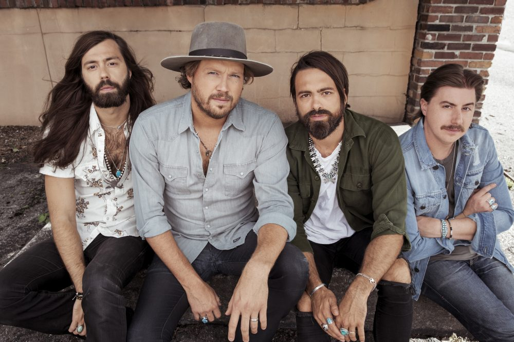 A Thousand Horses Reunite with Dave Cobb on New Music