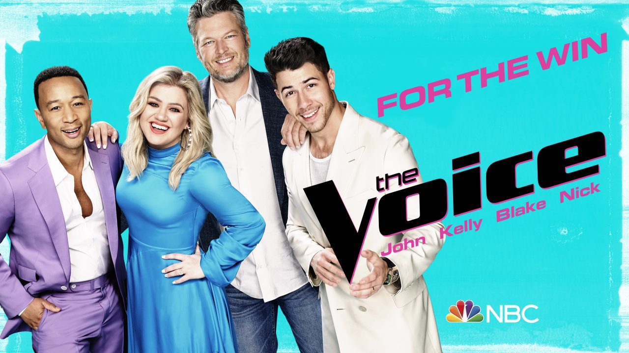 Image result for the voice 2020 usa