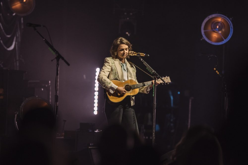 Brandi Carlile Mesmerizes in First of Six Sold Out Nashville Shows