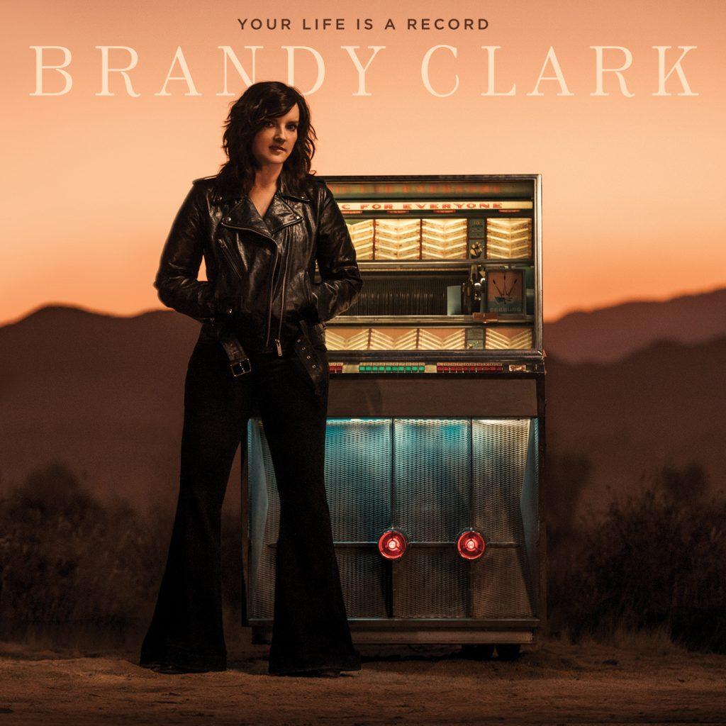 Brandy Clark; Cover art courtesy of Sacks & Co.