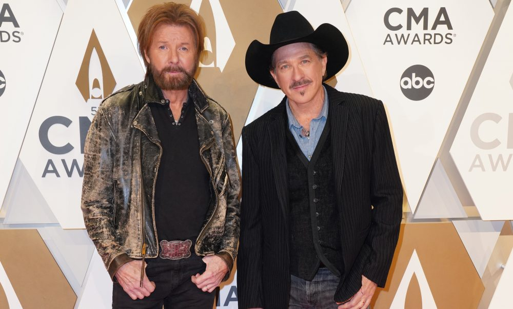Brooks & Dunn Announce Official Reunion for Reboot 2020 Tour