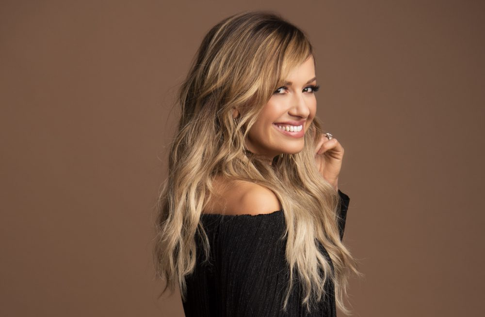 Carly Pearce Celebrates Her New Record By Buying It