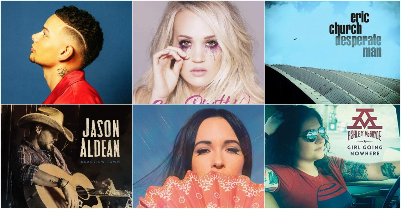 Ten from 2018: Country Albums That Rocked the Decade