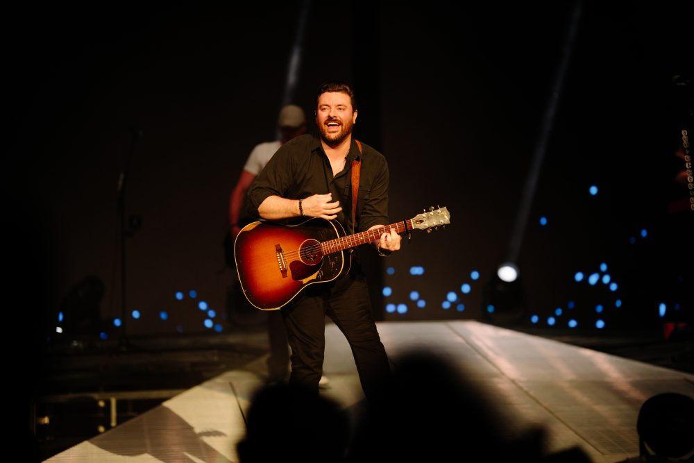 Feel-Good Friday: Uplifting Country News From Chris Young, Florida Georgia Line & Old Dominion