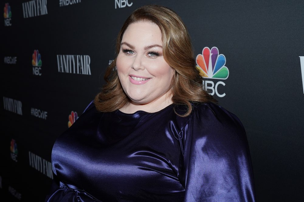 'This Is Us' Star Chrissy Metz Signs Record Deal With Universal Music Group Nashville