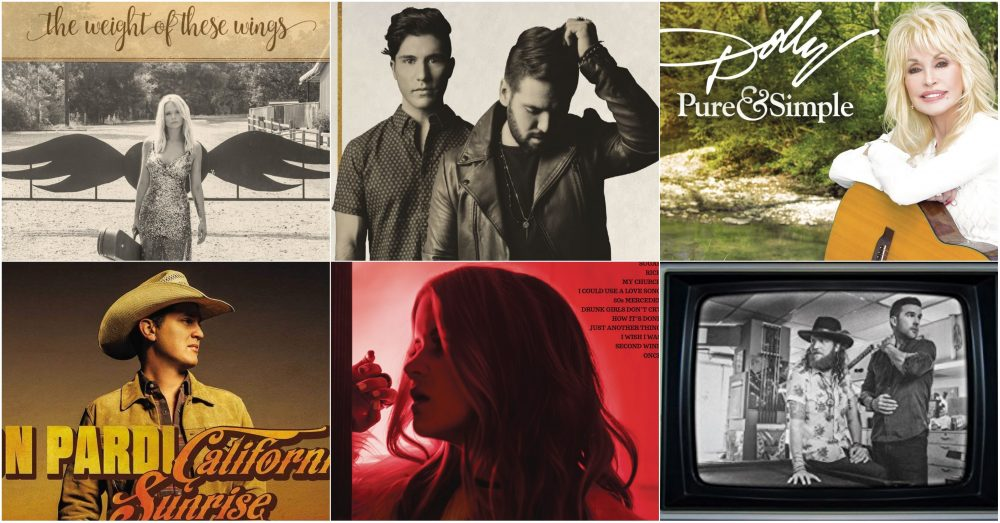 Ten from 2016: Country Albums That Rocked the Decade