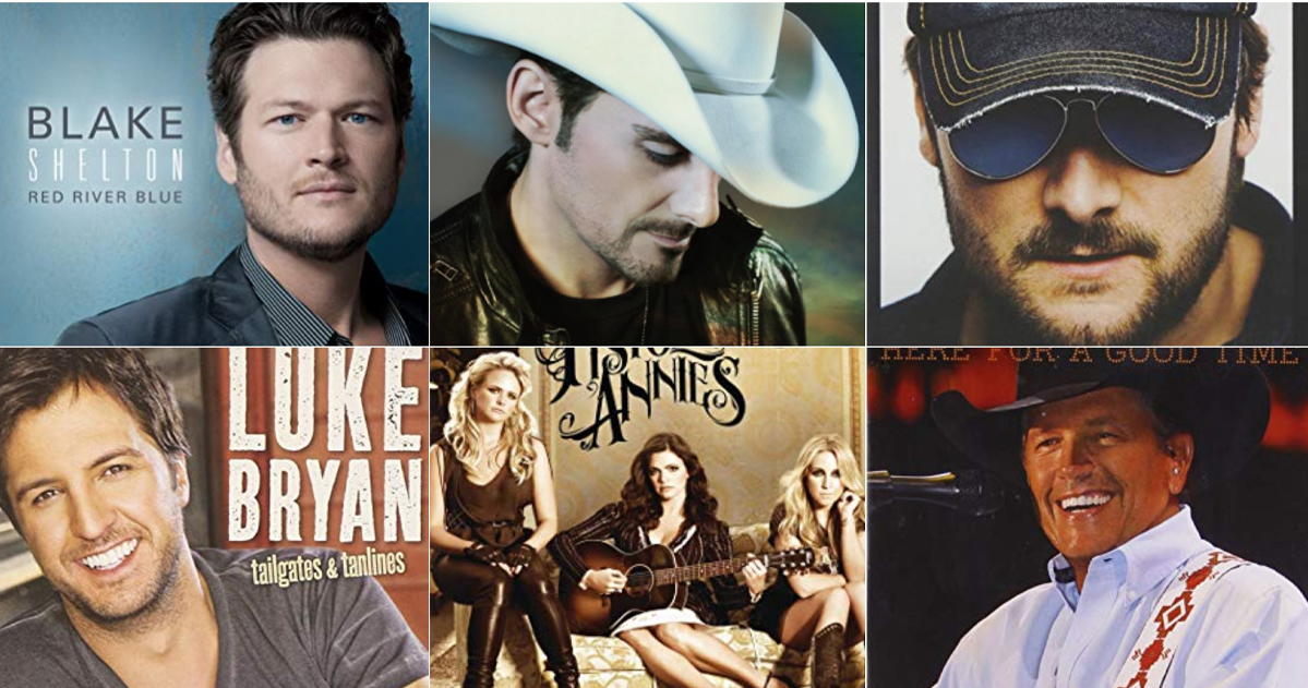 Ten from 2011: Country Albums That Rocked the Decade