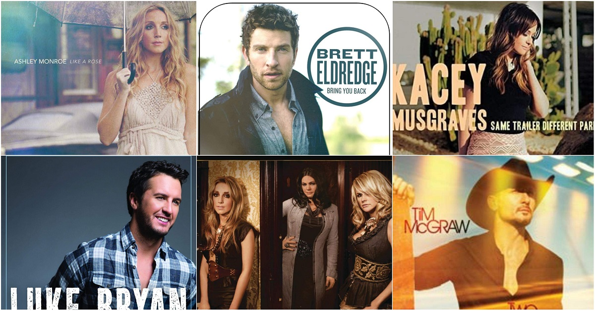 Ten from 2013: Country Albums That Rocked the Decade