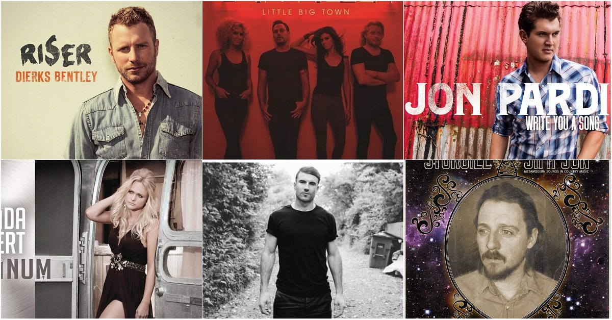 Ten from 2014: Country Albums That Rocked the Decade