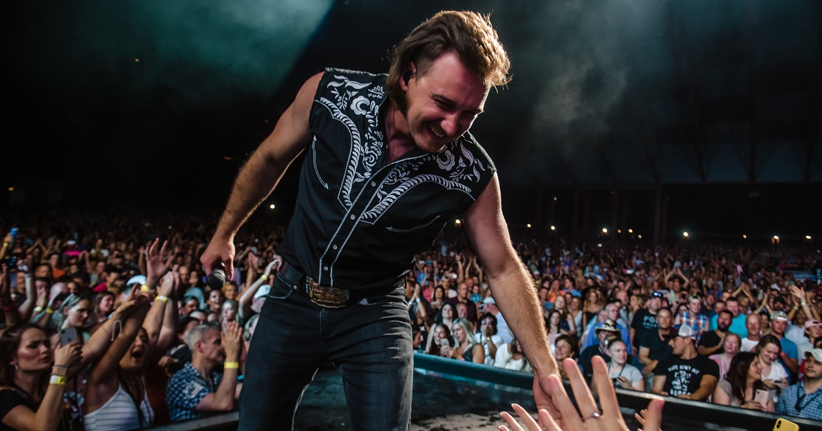 Morgan Wallen Starts A Small Town Saga In More Than My Hometown Sounds Like Nashville